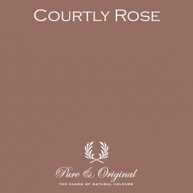 Courtly Rose